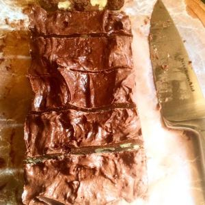 vegan fudge dec 24 2014